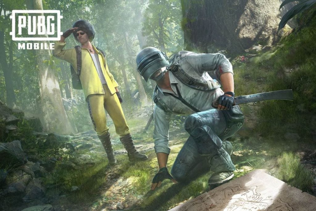 pubg mobile mysterious jungle mode image twitter 1590585286576